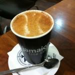 Random image: čaj latté