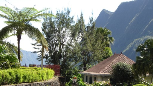 Hell-Bourg , Cirque de Salazie, Réunion