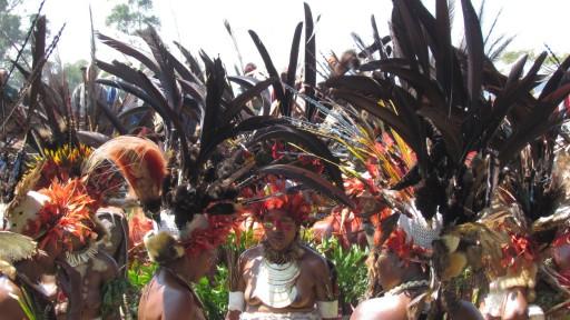 Mt Hagen Cultural Show, Papua Nová Guinea