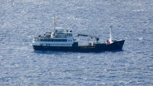 Loď Claymore II