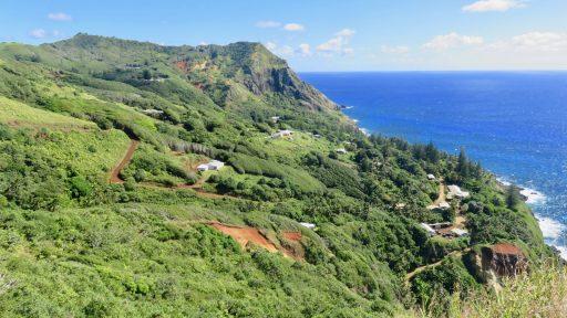 Ostrov Pitcairn