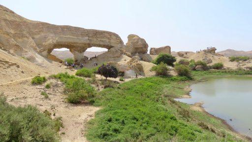 Oáza Arco, Angola
